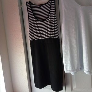 Black and white dress medium 21